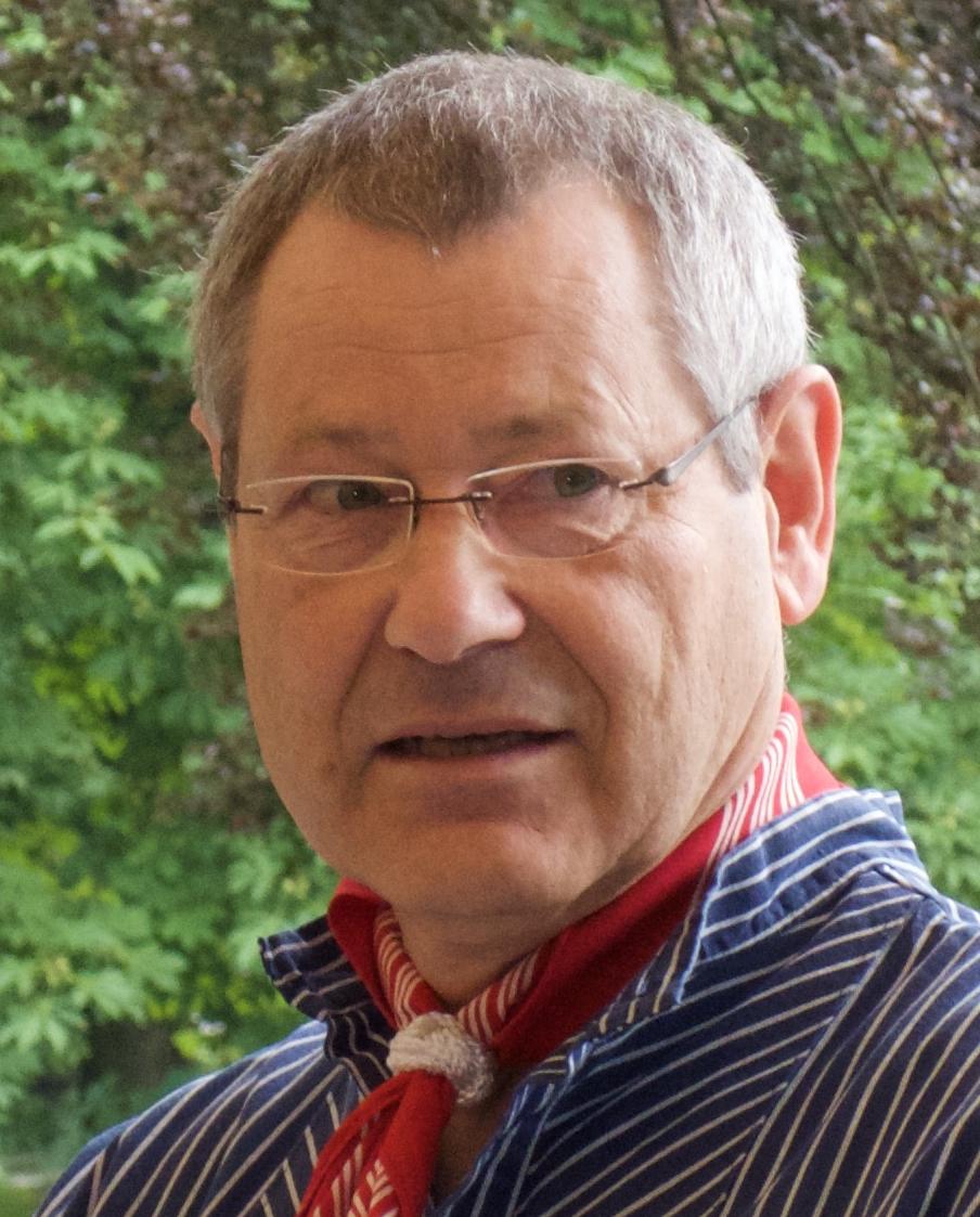 Martin Frey, Chorleiter von 2016-2018 (Foto: Manfred Weiler)
