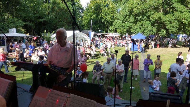 2012: Blick ins Publikum (Foto: Manfred Weiler)