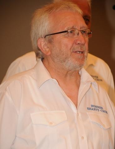 2013: Sänger Heinz Pinkernell (Foto: Şahap)