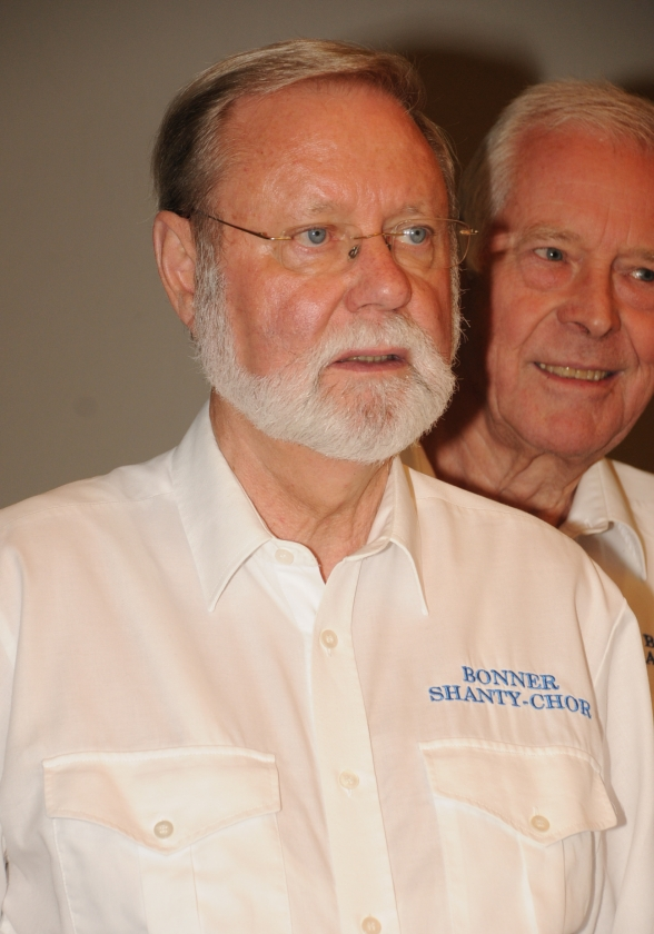 2013: Sänger und Manager Hans-Kurt Süßmilch (Foto: Şahap)