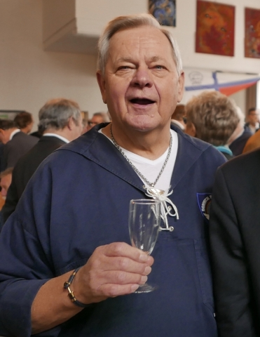 2018: Sänger Frank-Hannes Ponelies (Foto: Imke Weiler)