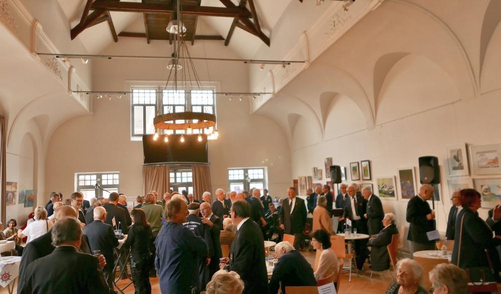 2018: Das Kulturzentrum Hardtberg (Foto: Imke Weiler)