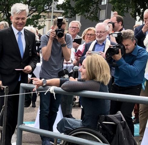 2019: Der große Augenblick (Foto: Imke Weiler)