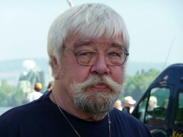 2010: Sänger Fritz Müller (Foto: Imke Weiler)