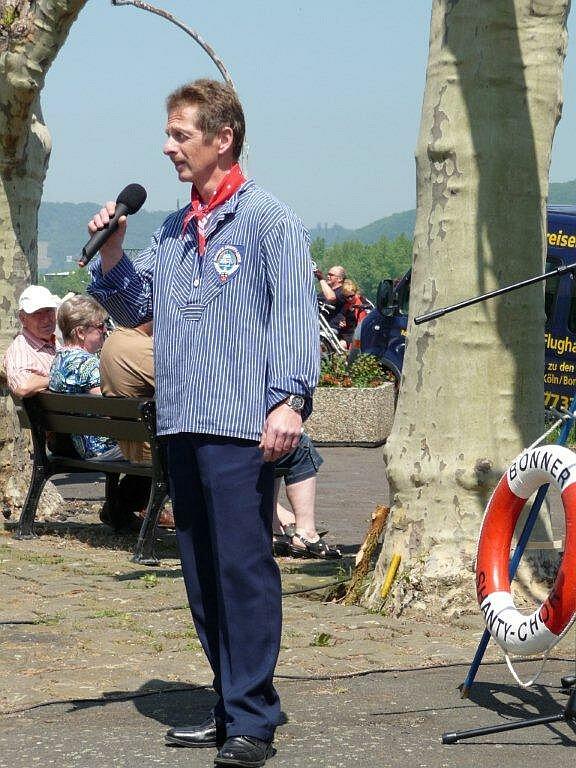 2010: Solist Udo Forster (Foto: Imke Weiler)