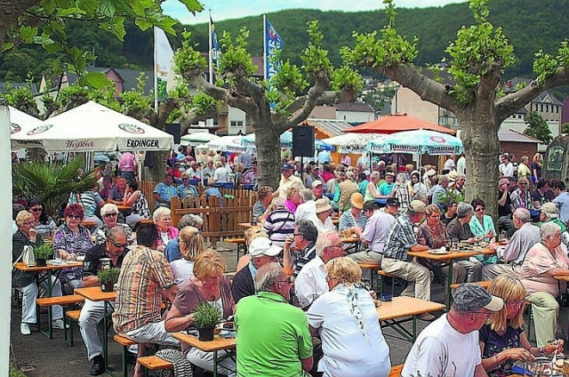 2012: Blick ins Publikum (Foto: Rübenach)