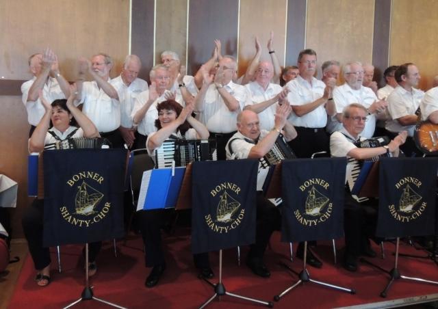 2013: Applaus! (Foto: Achim Haupt)