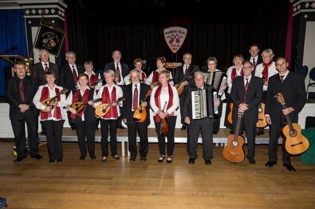 2016: Der Mandolinen-Verein 1918 Sieglar (Foto: Mandolinen-Verein)