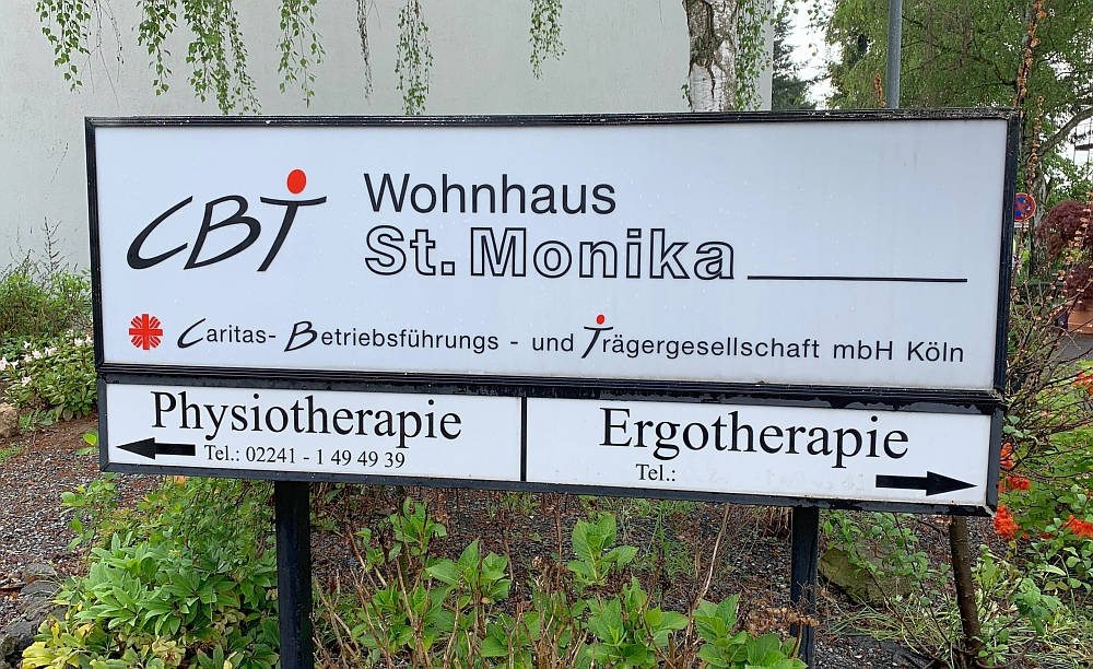 2019: CBT Wohnhaus St. Monika (Foto: Manfred Weiler)