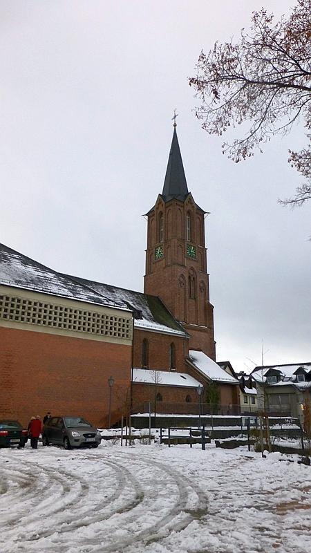 2012: St. Lambertuskirche, Alfter-Witterschlick (Foto: Manfred Weiler)