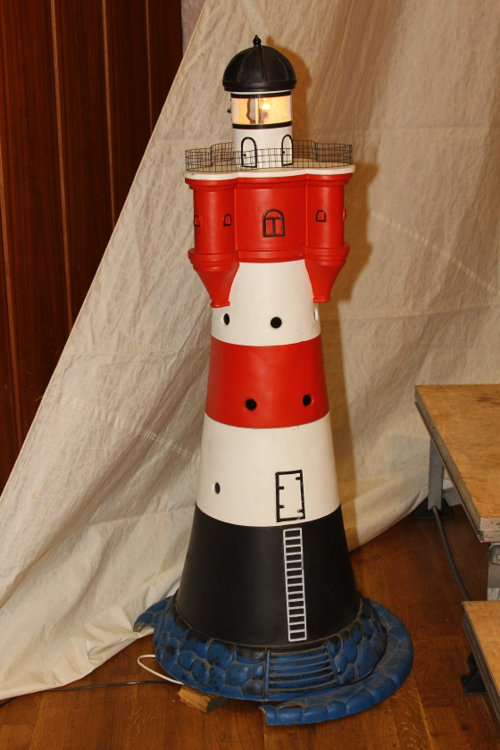 2012: Leuchtturm (Foto: BSC)