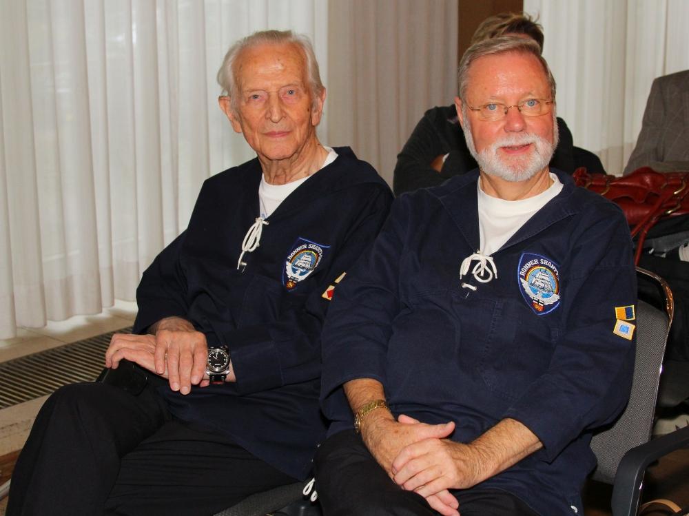 2012: Heiko Fenn und Hans-Kurt Süßmilch (Foto: BSC)