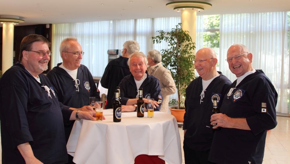 2012: Kleine Sängerschar (Foto: Wolfhard Scherping)