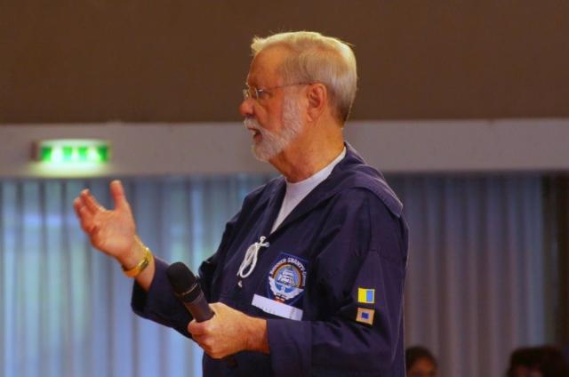 2012: Hans-Kurt Süßmilch (Foto: BSC)