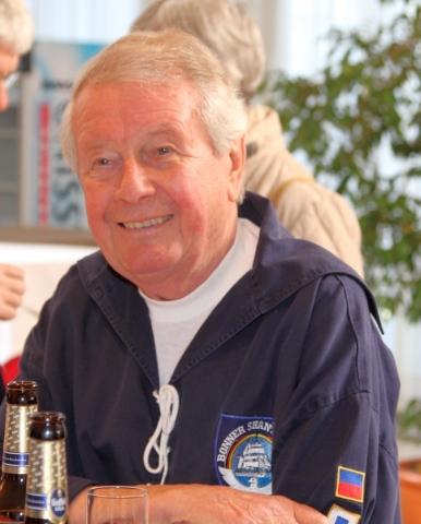 2012: Egon Scherping (Foto: Wolfhard Scherping)
