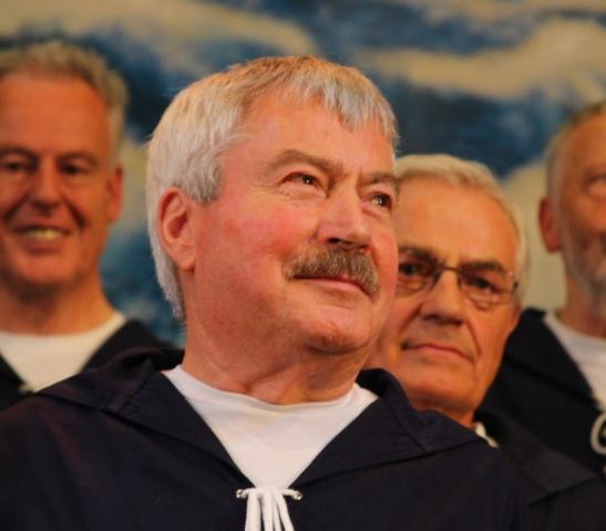 2012: Fritz Weber (Foto: BSC)