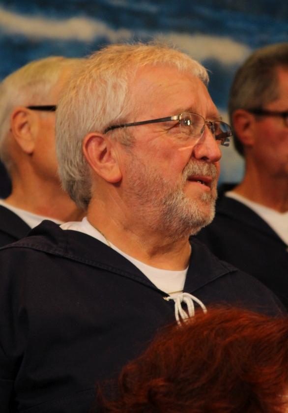 2012: Heinz Pinkernell (Foto: BSC)