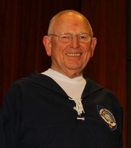 2012: Gerd Steinmann (Foto: BSC)