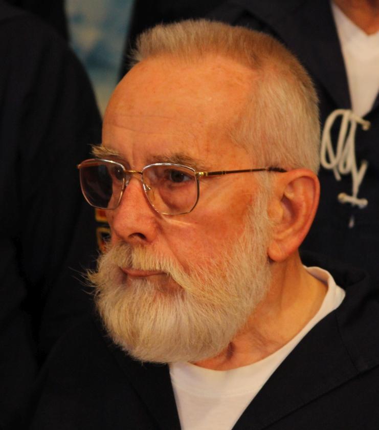 2012: Günther Ulrich (Foto: BSC)