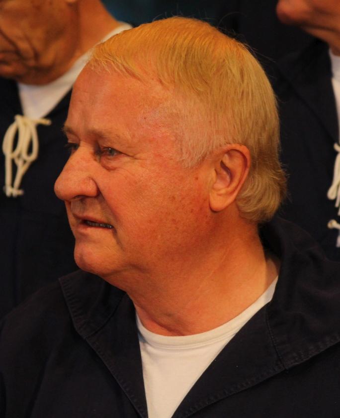 2012: Manfred Borchert (Foto: BSC)