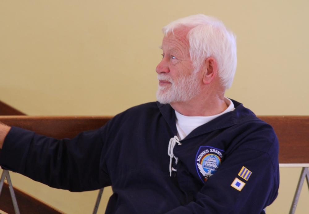 2012: Gerhard Schulz (Foto: BSC)