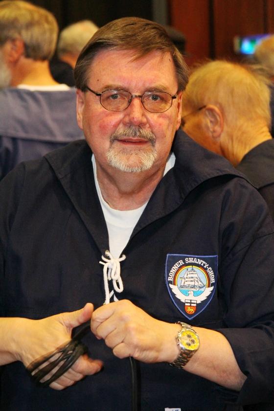 2012: Dieter Stark (Foto: BSC)