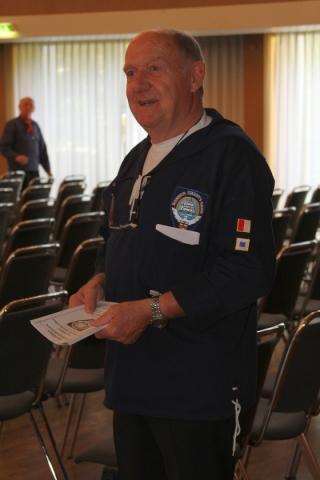 2012: Heinz Schreiber (Foto: BSC)