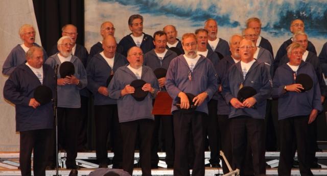 2012: Der PASSAT CHOR (Foto: Wolfhard Scherping)