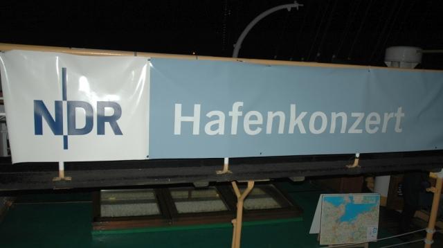2006: NDR-Hafenkonzert (Foto: Behrens)