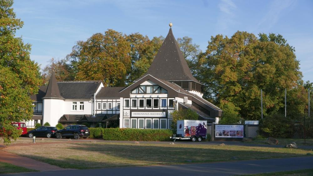 2018: Herrenhaus Buchholz (Foto: Manfred Weiler)