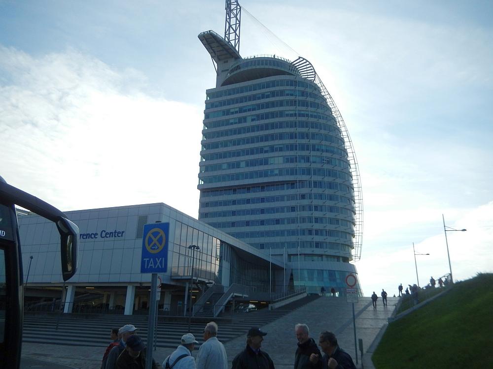 2018: Hotel mit Aussichtsplattform (Foto: Wilfried Bennerscheidt)