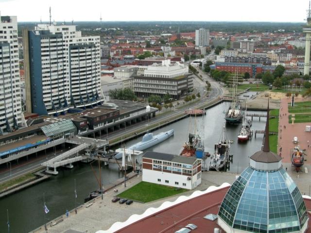 2018: Museumshafen (Foto: Peter Reichelt)