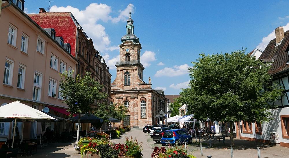 2018: Basilika St. Johann (Foto: Manfred Weiler)