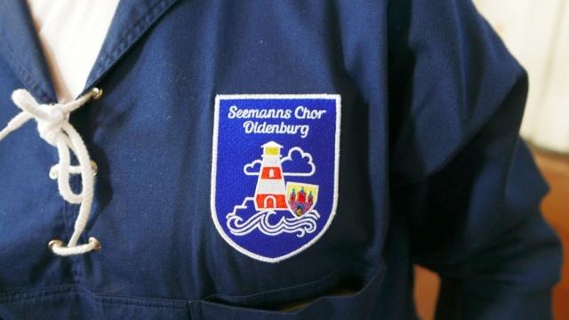 2018: Emblem Seemanns Chor Oldenburg (Foto: Manfred Weiler)