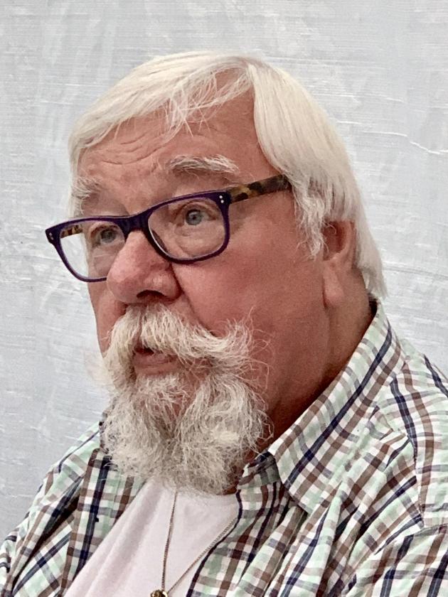 2019: Fritz Müller (Foto: Manfred Weiler)