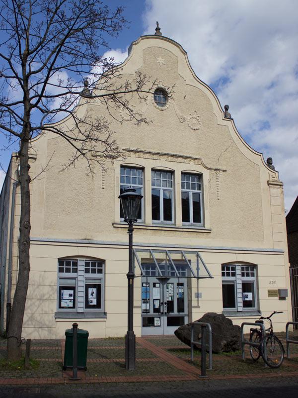 Gebäude des Kulturzentrums Hardtberg (Foto: NN)
