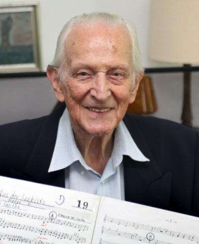 Heiko Fenn, Chorleiter von 1992 bis 2016 (Foto: Ronald Friese)