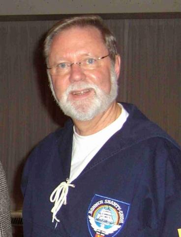 Hans-Kurt Süßmilch, langjähriger Geschäftsführer des BONNER SHANTY-CHORES (Foto: Manfred Weiler)