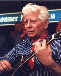 Richard Schwedhelm †, Chorleiter von 1989 bis 1992 (Archivfoto)
