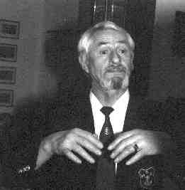 Werner Broszeit †, Chorleiter von 1987 bis 1989 (Archivfoto)