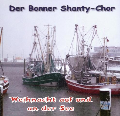 Unsere 4. CD: <i>Weihnacht auf und an der See</i>