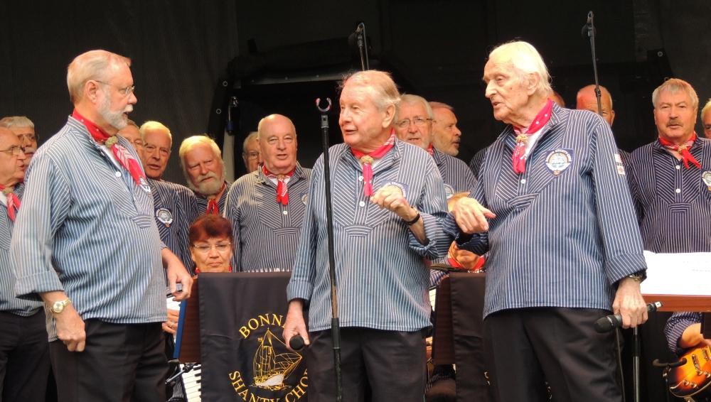 2014: Solisten: Hans-Kurt Süßmilch, Egon Scherping, Heiko Fenn (Foto: Achim Haupt)