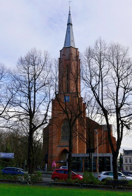 2017: Kreuzkirche in Bonn (Foto: Manfred Weiler)