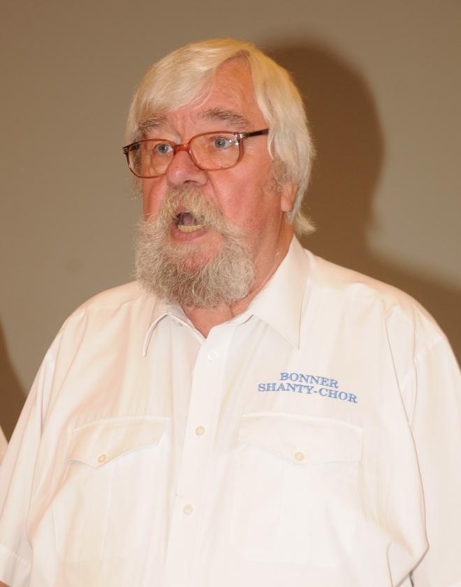 2013: Sänger Fritz Müller (Foto: Şahap)