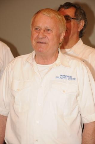 2013: Sänger Manfred Borchert (Foto: Şahap)