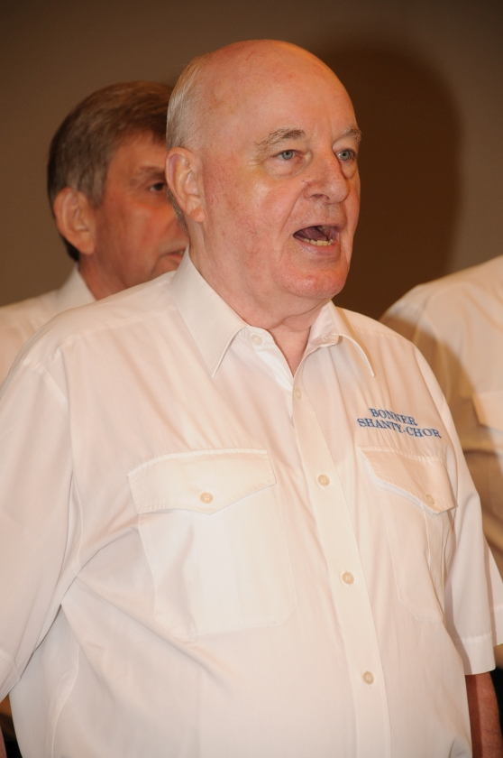 2013: Sänger Rudi Mölders (Foto: Şahap)