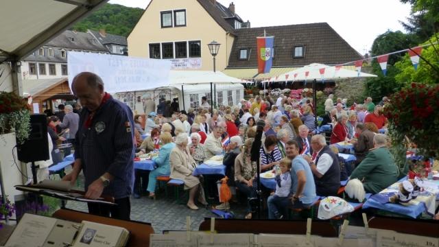 2012: Blick in die Zuhörerschaft (Foto: Imke Weiler)