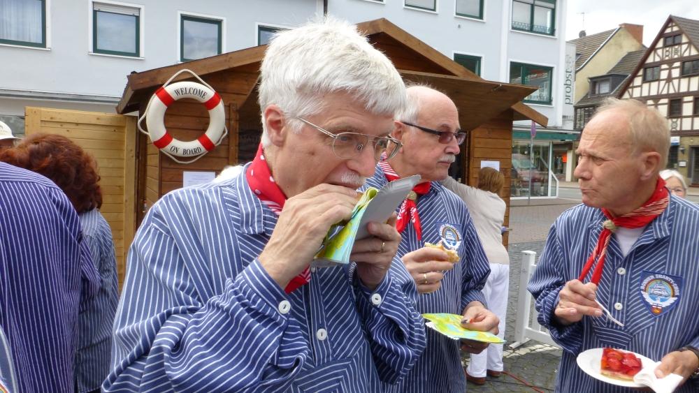 2012: Ein Fest ganz im Zeichen der Matjes (Foto: Imke Weiler)