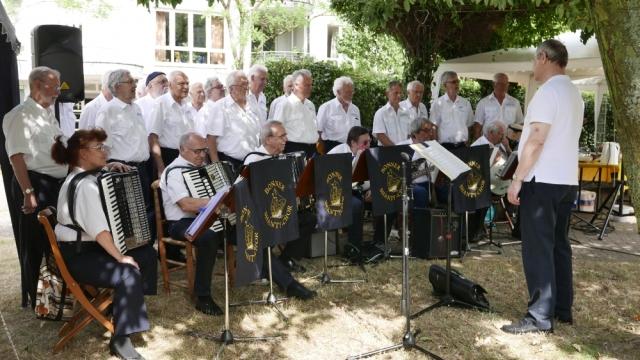 2017: BONNER SHANTY-CHOR beim Brunnenfest (Foto: Imke Weiler)