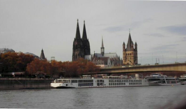 2015: Dom zu Köln (Foto: Günther Mannebach)